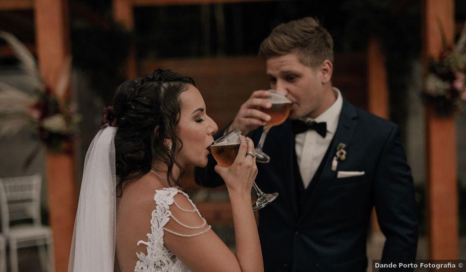 O casamento de Matthias e Tuani em São José dos Campos, São Paulo