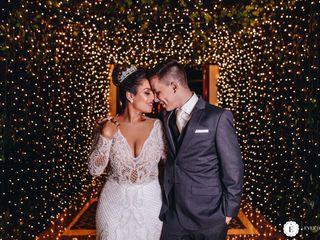 O casamento de Alessandra e Tiago