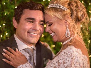 O casamento de Renata e Thiago