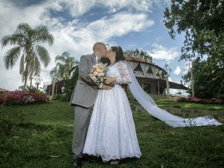 O casamento de Leticia e Willian