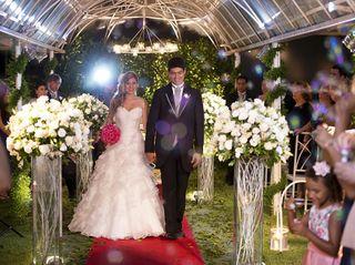 O casamento de Beatriz e Rapahel