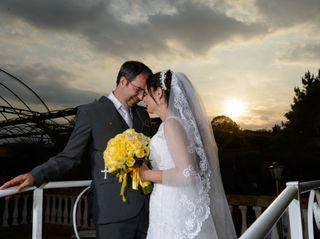 O casamento de Claudia  e Lúcio