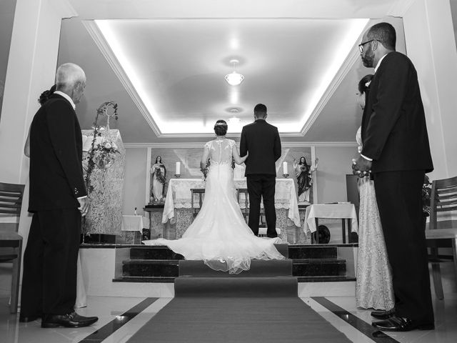 O casamento de Gabriel e Michelle