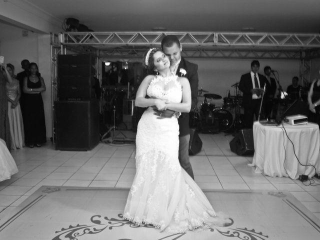 O casamento de Amanda e Fabio