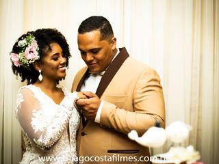O casamento de Kariny e Marllon