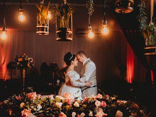 O casamento de Camila e Tiago