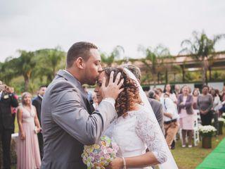 O casamento de Léa e Michel