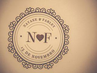 O casamento de Nayane e Farley 1