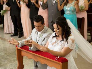 O casamento de Nayane e Farley