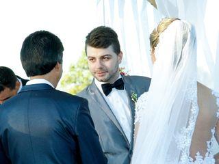 O casamento de Marlon  e Cristina  1