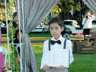 O casamento de Marlon  e Cristina  2