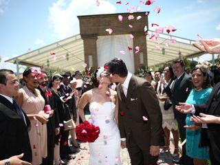 O casamento de Penélope e Marcos