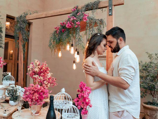 O casamento de Rafaela e Giovanni