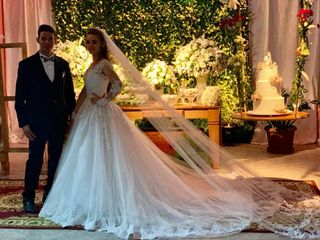 O casamento de Luna Catarina e Reinan Guilherme