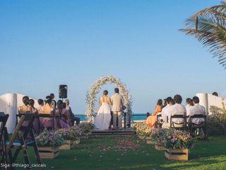 O casamento de Karine e Tarcisio