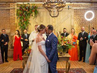 O casamento de Karen e Dennis