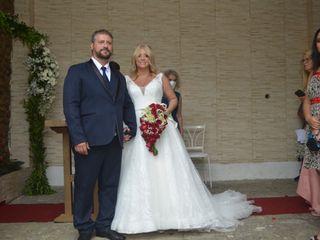 O casamento de Karina e Flavio