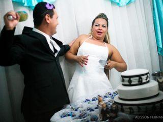 O casamento de Alessandra  e José