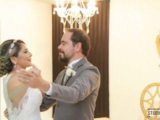 O casamento de Karliany  e Tavares