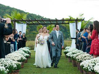 O casamento de Sabrina e Anderson
