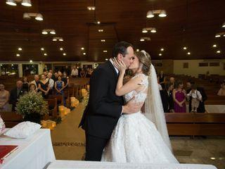 O casamento de Graziele e Felipe 2