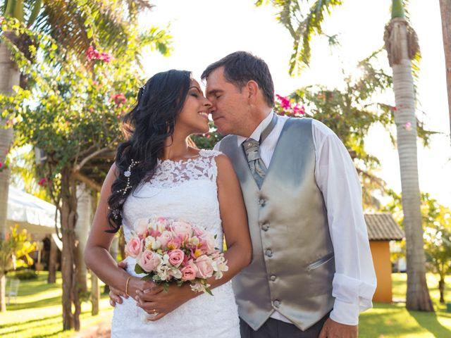 O casamento de Danielle e Angelo