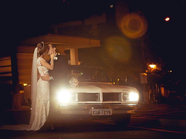 O casamento de Graziele e Felipe