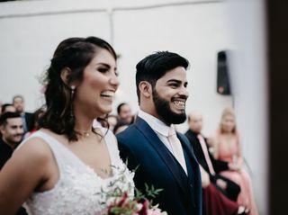 O casamento de Gabi e Lamon 3