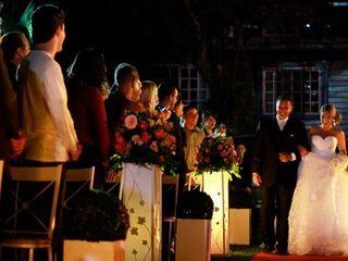 O casamento de Davi e Priscila