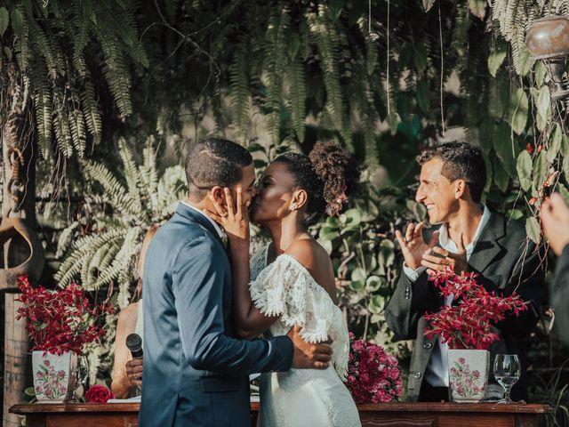 O casamento de Ezinete e Michel