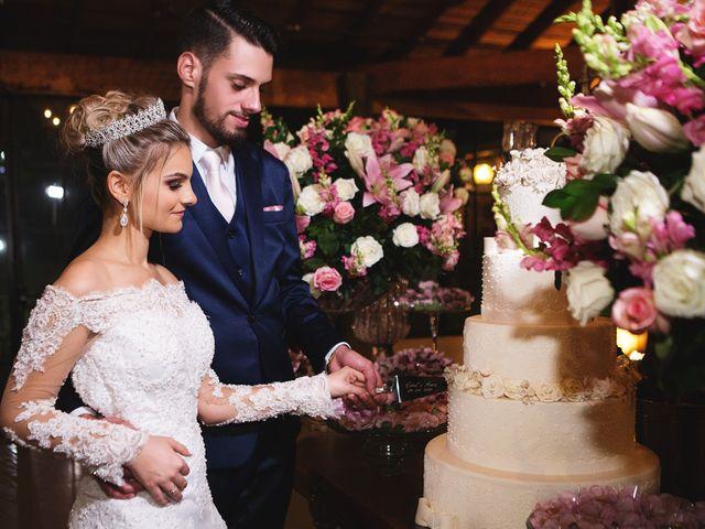 O casamento de Carol e Ivan