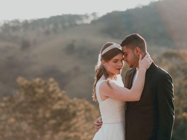 O casamento de Keila e Fabricio