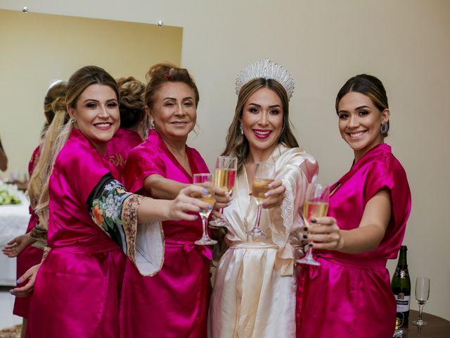 O casamento de Yuri e Caroline em Cáceres, Mato Grosso 6