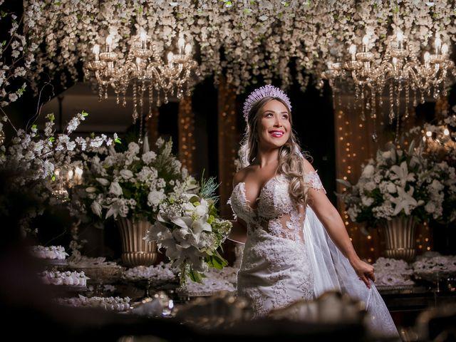 O casamento de Yuri e Caroline em Cáceres, Mato Grosso 9