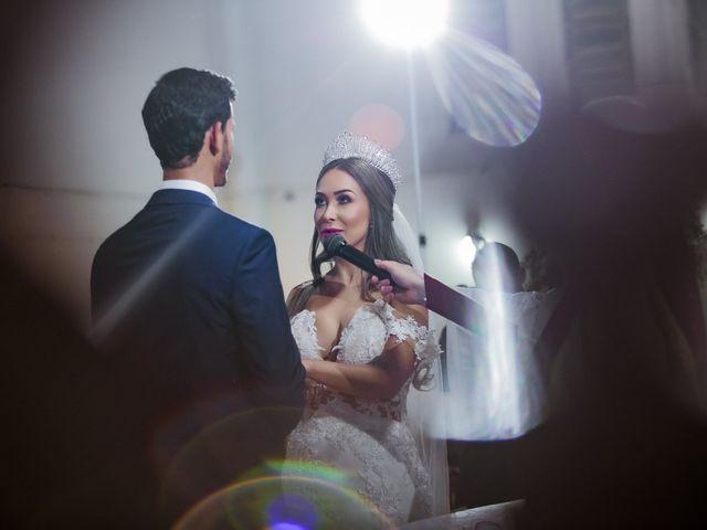 O casamento de Yuri e Caroline em Cáceres, Mato Grosso 19