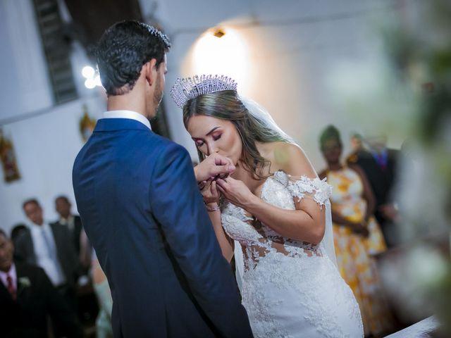 O casamento de Yuri e Caroline em Cáceres, Mato Grosso 21