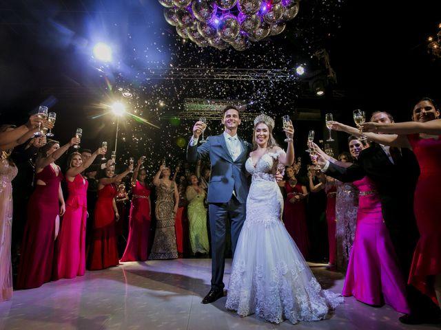 O casamento de Yuri e Caroline em Cáceres, Mato Grosso 30