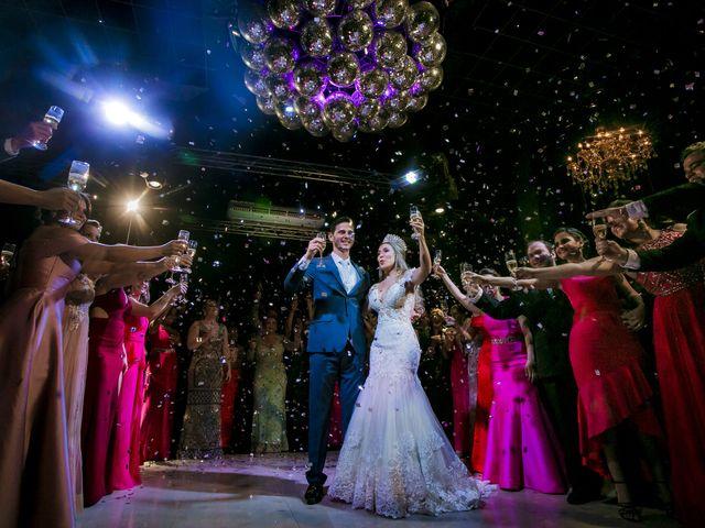 O casamento de Yuri e Caroline em Cáceres, Mato Grosso 31