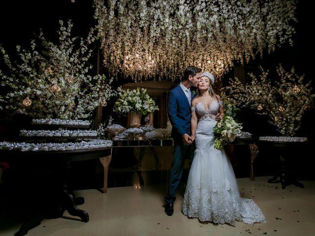 O casamento de Yuri e Caroline em Cáceres, Mato Grosso 32