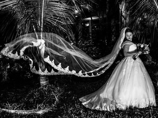 O casamento de Marcelle e Rafael