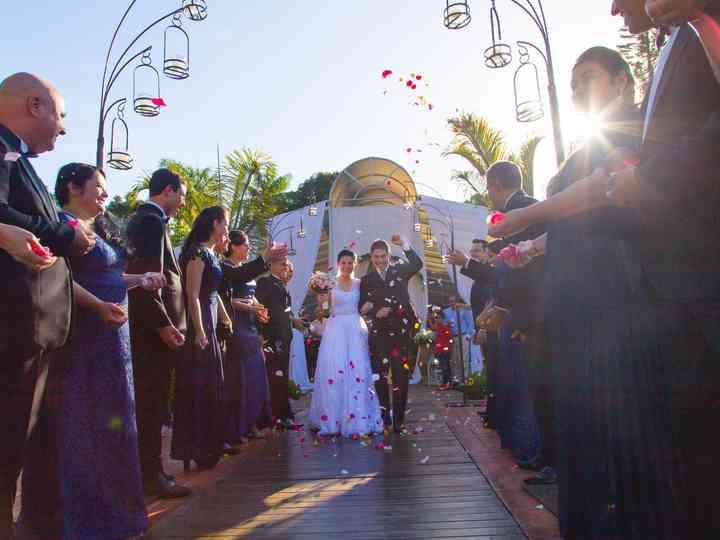 O casamento de Stefani e Rafael