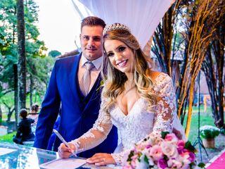 O casamento de Flavia e Lurhan  1