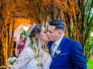 O casamento de Flavia e Lurhan  3