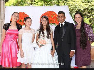 O casamento de Eslaine Bastos  e Francisco
