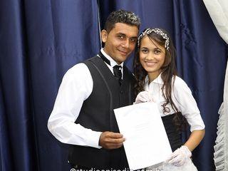 O casamento de Eslaine Bastos  e Francisco  2