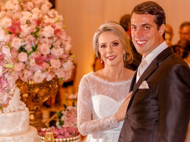 O casamento de Claudia e Bruno