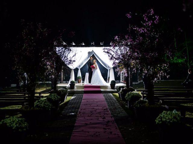 O casamento de Suéllen e Wellington