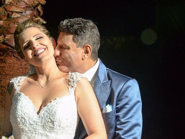 O casamento de Claudia e Samuel