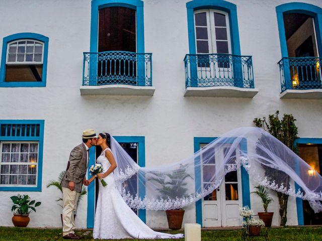 O casamento de Tath Julie e Rafael