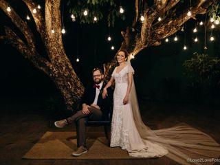 O casamento de Nádia  e Victor